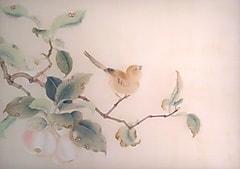 ユネスコ美術教室② 「日本画の原点といわれる中国工筆画を学ぶ」
