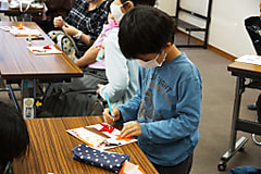 文化庁伝統文化親子教室助成事業 伝統文化としての折り紙の体験