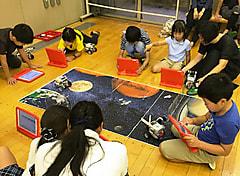 ユネスコ理数教室  ロボットプログラミングに挑戦しよう