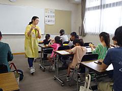 文化庁伝統文化親子教室助成事業 『 伝統文化としての折り紙の体験 』