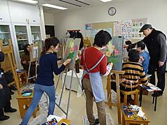 ユネスコ美術教室