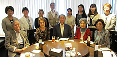 相良憲昭前会長を囲む会