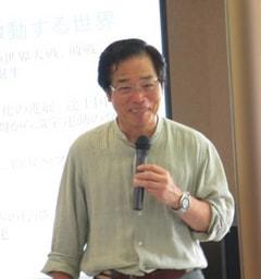夏のつどい 講演「平和の概念の展開とESD」