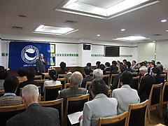 平成27年度NPO法人目黒ユネスコ協会通常総会
