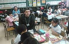 外国の方々と交流しよう ―五本木小学校のオリパラ教育―