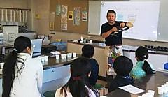 ユネスコ理数教室「感覚を科学する~自分の感覚(味覚)を鍛えよう」
